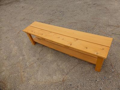 屋外用ベンチ ②